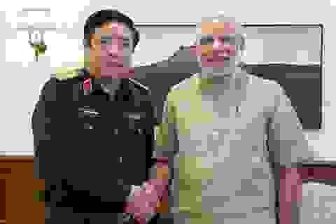 Đại tướng Phùng Quang Thanh đang chữa bệnh tại Pháp