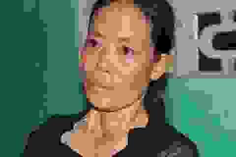 Chuyện người đàn bà góa ôm con chờ chết trong trận lũ ở Quảng Ninh