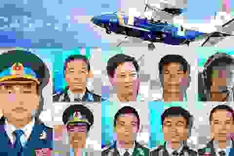 Ngày mai tổ chức lễ tang 9 quân nhân hy sinh trên máy bay CASA-212