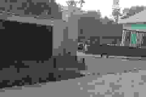 """Vụ 145 tấn chất thải Formosa ra Phú Thọ: Công ty Phú Hà từng bị """"tuýt còi"""""""