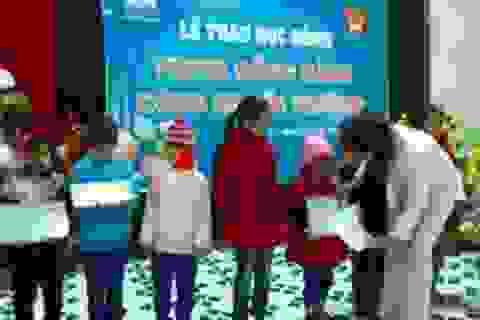Quảng Trị: Trao 160 suất học bổng đến học sinh nghèo hiếu học