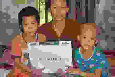 Hơn 78 triệu đồng đến với bé 5 tuổi mắc bệnh lạ