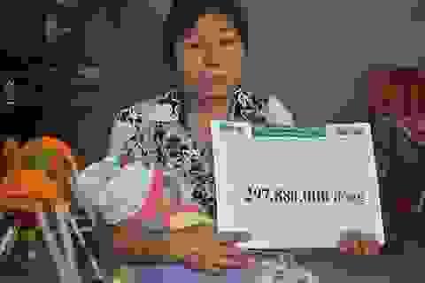 Hơn 297 triệu tiếp tục đến với 3 chị em có bố mẹ tử nạn