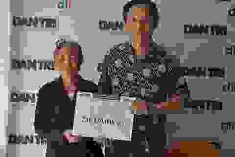 Hơn 230 triệu đồng đến với bà cháu Dũng bị u tiểu mầm