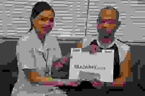 Hơn 50 triệu đồng đến với người phụ nữ bị nhiễm độc thai kỳ