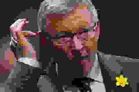 Ferguson nhẹ nhàng đáp lời Vieira