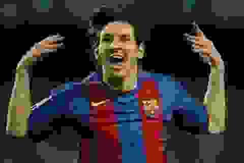 Gọi tên Messi