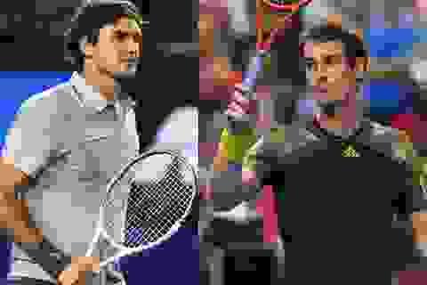 Federer, Murray ghi danh vào vòng tứ kết