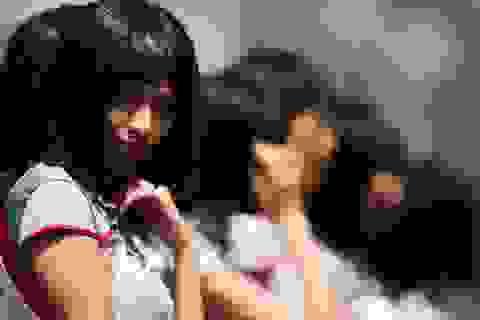 Hương sắc rạng ngời của dàn mỹ nữ trên đường đua Thượng Hải