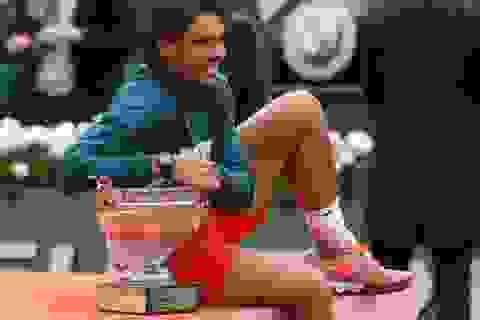 Những hình ảnh ấn tượng trong hành trình đi vào lịch sử của Nadal