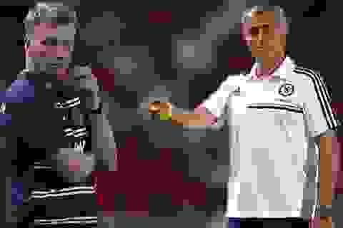 Moyes - Mourinho: Đại chiến đồng niên