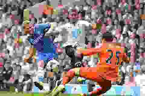 Nhìn lại trận derby giữa Tottenham và Chelsea