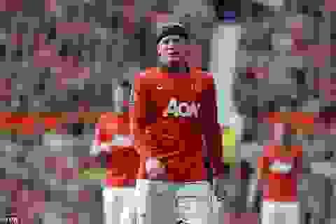 Vén bí mật chiếc đai bảo vệ đầu của Rooney