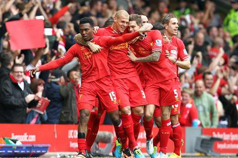 Sturridge giúp Liverpool hạ gục MU