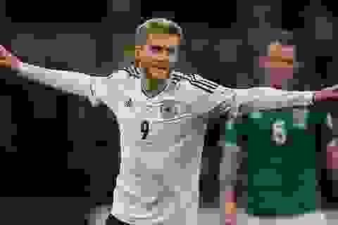 Thắng CH Ailen, Đức chính thức giành vé tới Brazil