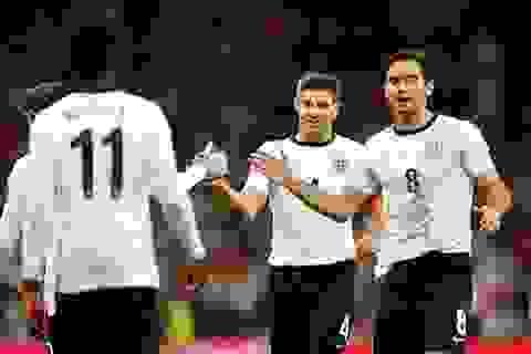 Vì sao tuyển Anh chỉ là đội bóng tầm thường?