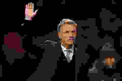 90 phút lao động cật lực để tìm lại nụ cười của Man Utd