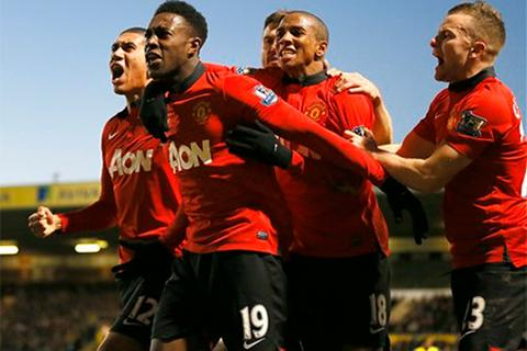 MU may mắn kiếm 3 điểm trên sân Norwich