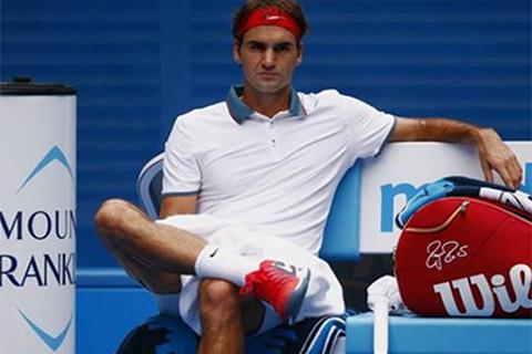 Federer lần thứ 13 liên tiếp góp mặt vòng 4
