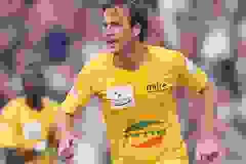 Cầu thủ từng dự World Cup xuất sắc nhất V.League tháng 1