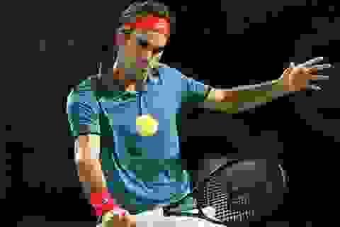 Federer khởi đầu thuận lợi ở Dubai