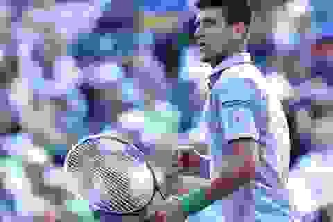Djokovic khiến Murray thành cựu vương