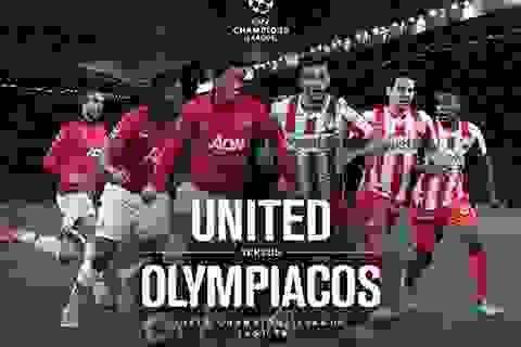 """Man Utd - Olympiacos: """"Lửa cháy"""" dưới chân Moyes"""