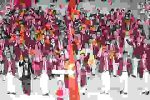 Việt Nam gặp OCA xin rút đăng cai Asiad 18