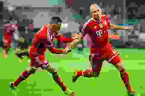 Nghiền nát MU, Bayern Munich hiên ngang vào bán kết