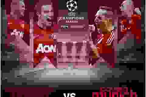 MU - Bayern Munich: Vẹn nguyên những kỉ niệm