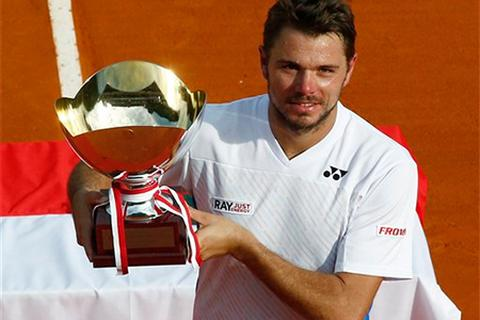 Đánh bại Federer, Wawrinka vô địch Monte Carlo