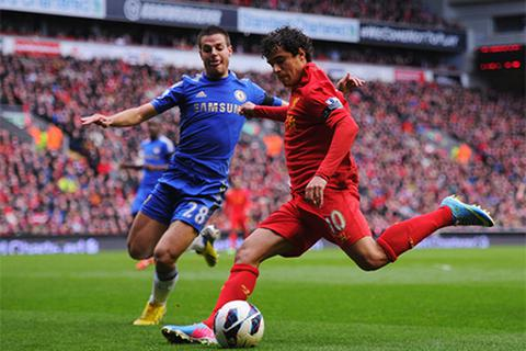 Liverpool - Chelsea: Thời khắc của lịch sử