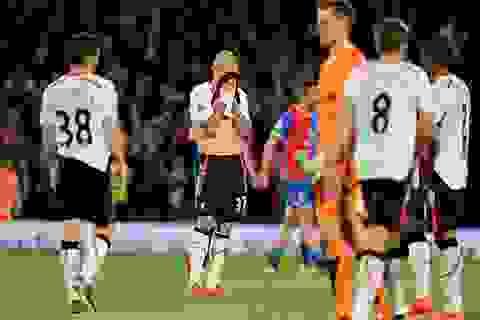 90 phút thăng hoa rồi vỡ mộng của Liverpool ở London