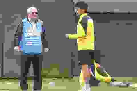 Các cầu thủ Man City bất ngờ bị kiểm tra doping