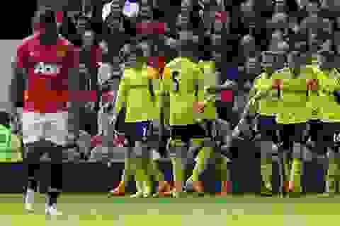 MU thua đau trước Sunderland
