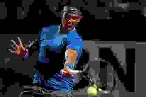 """Nadal, Djokovic vào bán kết sau màn """"tra tấn"""" thể lực"""