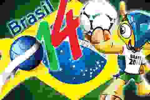 VTV mua bản quyền World Cup với giá 7 triệu USD
