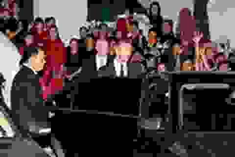 Tại sao Beckham được đi vào đường ngược chiều?
