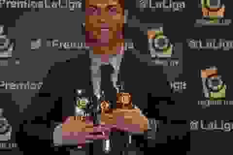 Nghi ngờ gian lận giúp C.Ronaldo đoạt giải ở La Liga