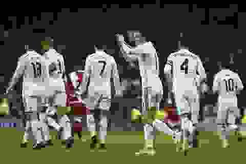 Real Madrid bứt phá ở ngôi đầu bảng?
