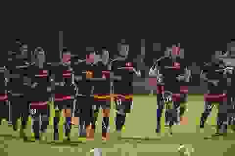 HLV Miura lại tung hỏa mù trước người Malaysia