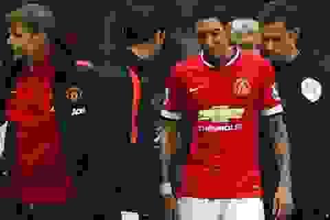 Di Maria, Rooney chấn thương, MU méo mặt