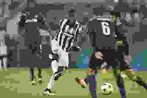 Juventus 3-2 Olympiacos: Rượt đuổi nghẹt thở