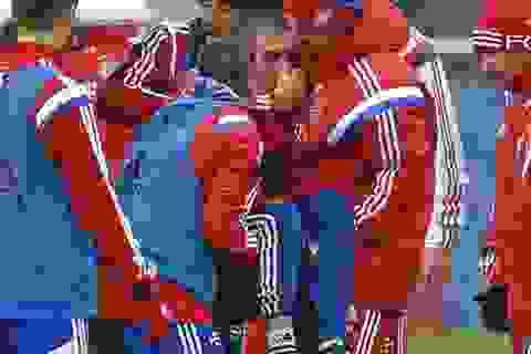 Bayern Munich nhận tin dữ từ thủ quân Philipp Lahm