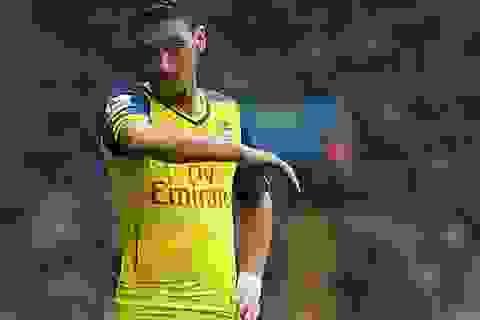 Mesut Ozil không muốn gia nhập Arsenal