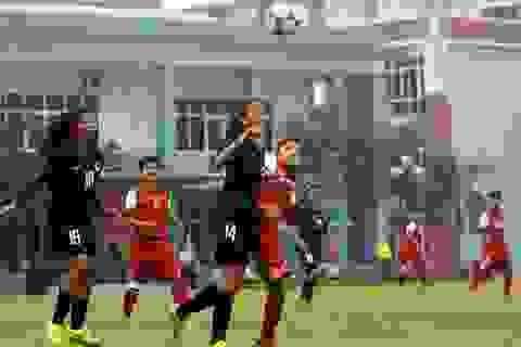 U19 nữ Việt Nam thắng đậm Singapore ngày ra quân