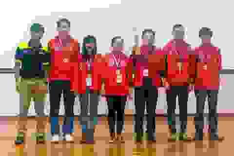 Việt Nam giành chiến thắng áp đảo tại giải cờ vây Đông Nam Á