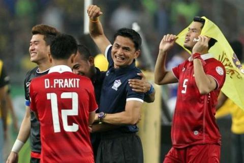 HLV Kiatisak dè chừng sức mạnh của Olympic Việt Nam