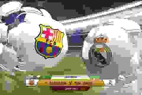 Barcelona - Real Madrid: Ngày phán quyết tại Nou Camp