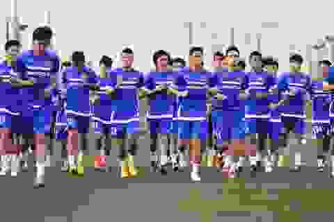 HLV Miura loại 4 cầu thủ trước ngày đi Thái Lan